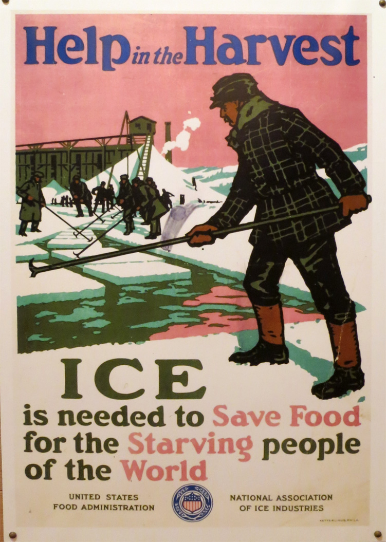 Tools for Harvesting the Ice